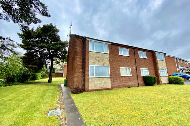 Thumbnail Flat for sale in Naylor Close, Kidderminster