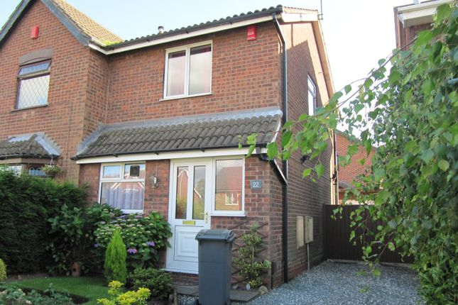 Thumbnail Semi-detached house to rent in Normanton Grove, Stoke On Trent