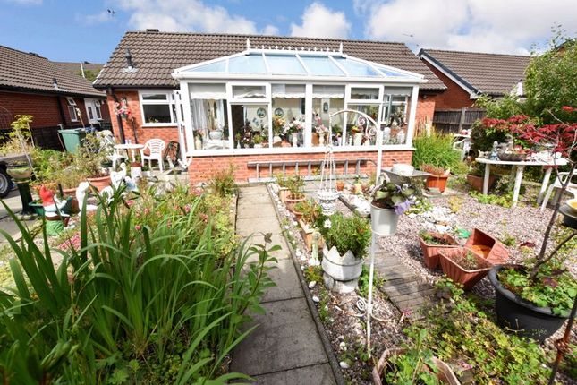 Thumbnail Detached bungalow for sale in Inglewhite Close, Bury