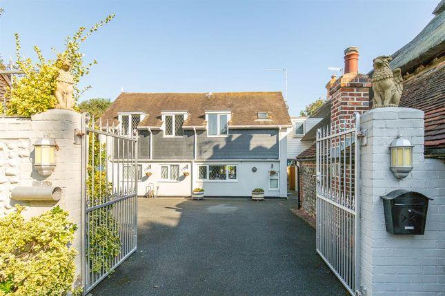 Thumbnail Detached house for sale in Erebus, Church Lane, Ferring, West Sx