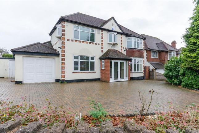 Thumbnail Detached house for sale in Lordswood Road, Harborne, Birmingham