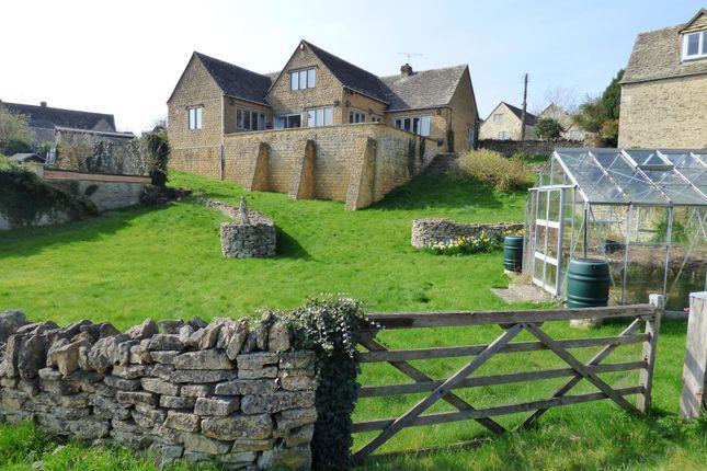 Thumbnail Detached house for sale in Wishanger, Oakridge Lynch, Stroud