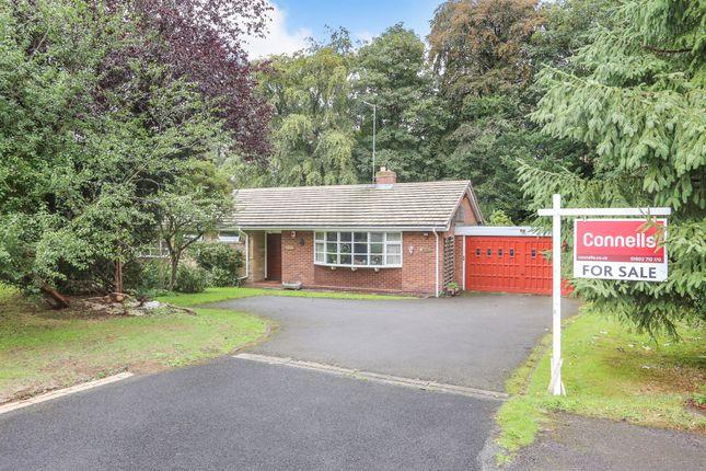 Thumbnail Detached bungalow for sale in Sussex Drive, Finchfield, Wolverhampton