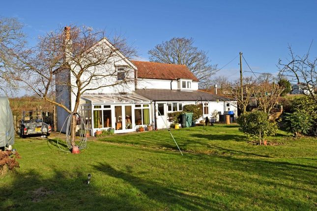 Thumbnail Detached house for sale in Carpenters Road, St. Helens, Isle Of Wight