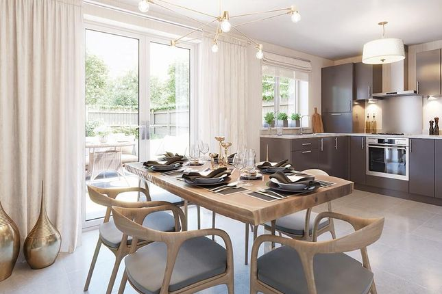 """Thumbnail End terrace house for sale in """"Lauriston"""" at Berryden Road, Aberdeen"""
