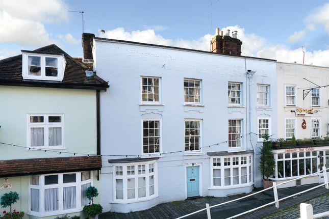 Thumbnail Terraced house to rent in High Street, Old Town, Hemel Hempstead