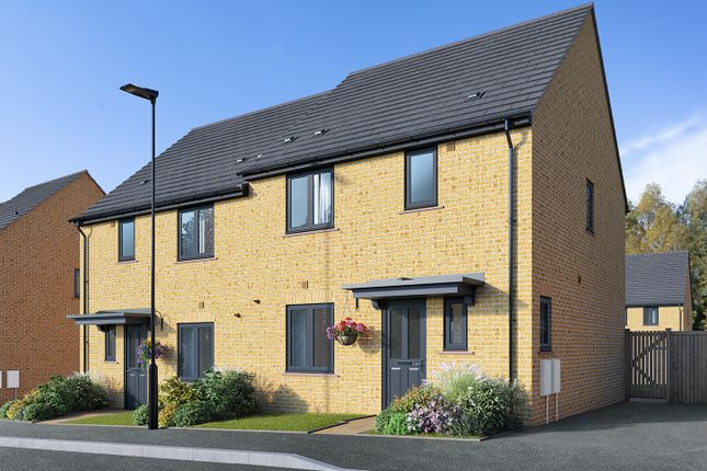 "Thumbnail Detached house for sale in ""The Elliot"" at Field Road, Ramsey, Huntingdon"