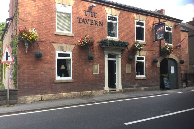 Thumbnail Pub/bar for sale in Derby Road, Derbyshire, Belper