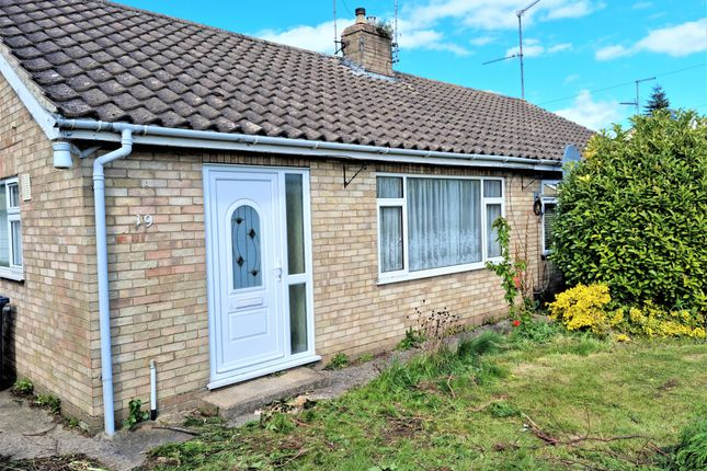 2 bed semi-detached bungalow to rent in Provence Place, Arles Avenue, Wisbech PE13