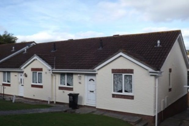 Thumbnail Bungalow to rent in Emblett Drive, Newton Abbot