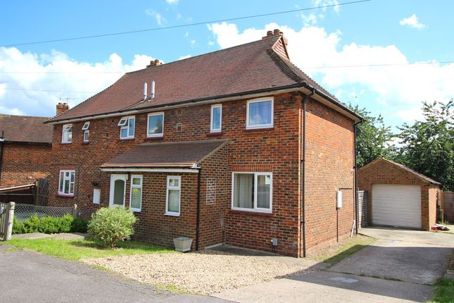 Thumbnail Semi-detached house to rent in Fentum Road, Guildford