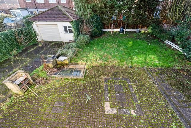 Garden of Collier Row, Romford, Havering RM5
