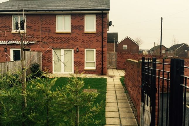 Thumbnail Semi-detached house to rent in Wythburn Mews, Langdale Road, Woodlesford, Leeds