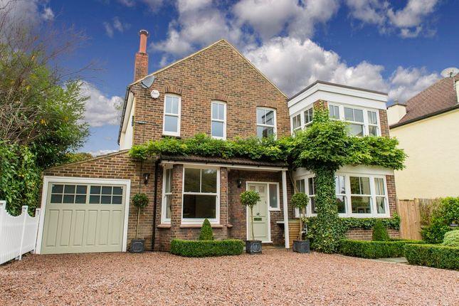 Thumbnail Detached house for sale in Hilltop Lane, Chaldon, Caterham
