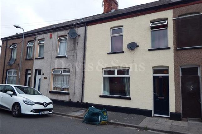 Thumbnail Terraced house to rent in Potter Street, Newport