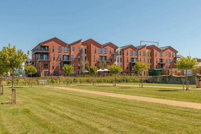 Flat for sale in Llanthony Place, St Ann Road, Gloucester