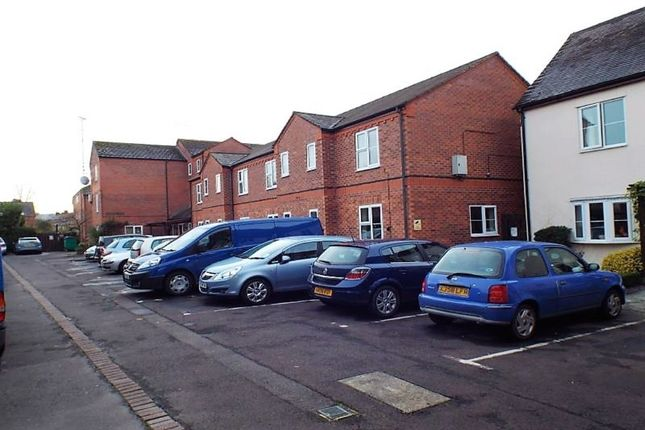 Thumbnail Flat for sale in Ganderton Court, Pershore