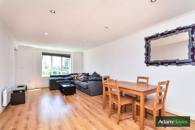 Thumbnail Flat to rent in Glebelands Close, North Finchley