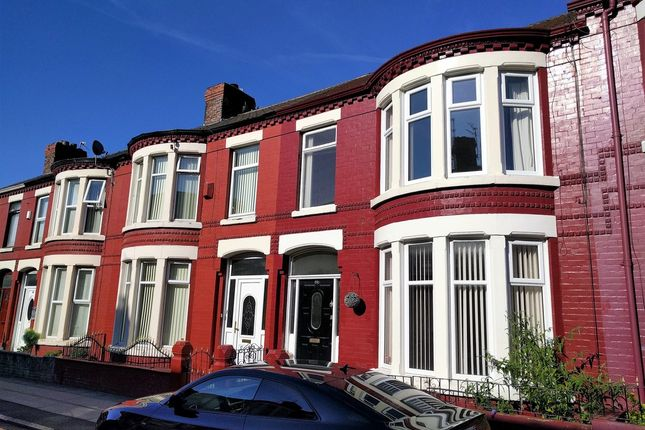 3 bed terraced house for sale in Pemberton Road, Old Swan, Liverpool