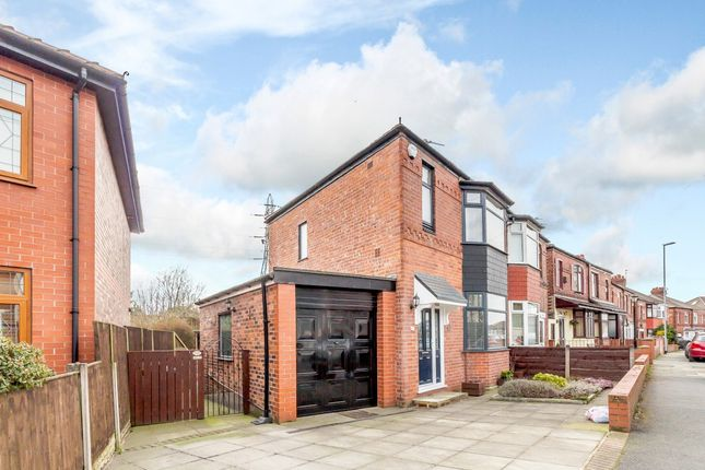 Thumbnail Semi-detached house for sale in Mossway, Manchester, Greater Manchester