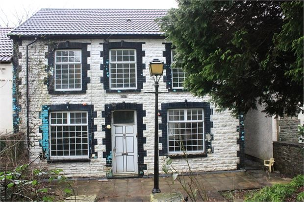 Thumbnail Property to rent in Vicarage Road, Penygraig