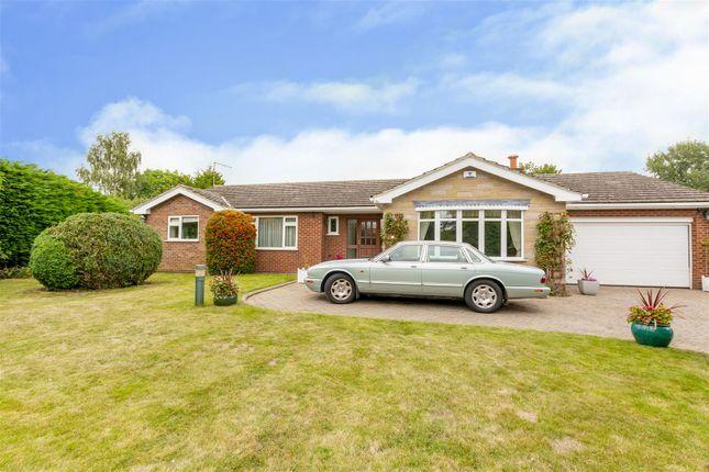 Thumbnail Detached bungalow for sale in Parkside Drive, Long Eaton, Nottingham