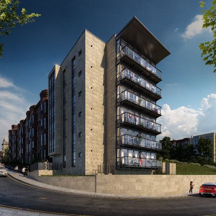 Thumbnail Flat for sale in Buccleuch Street Development, Plot 21, Garnethill, Glasgow