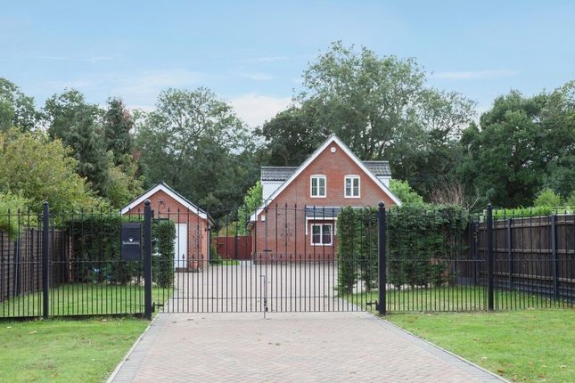 Thumbnail Detached house for sale in Prospect Road, Lowestoft