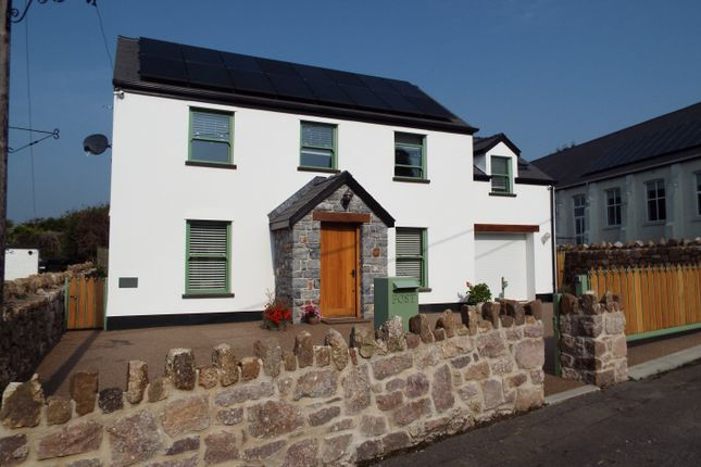 Thumbnail Detached house for sale in Yr Hen Orsaf Ambiwlans, Reynoldston, Gower
