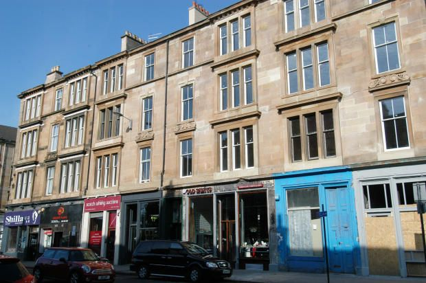 Thumbnail Flat to rent in Argyle Street, Finnieston, Glasgow