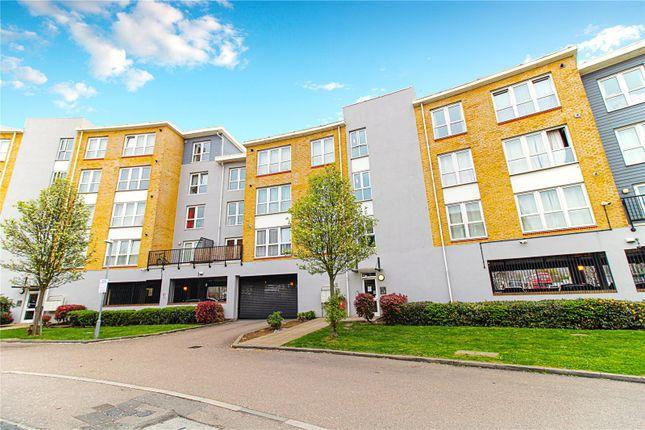 1 bed flat to rent in Admirals Way, Gravesend DA12