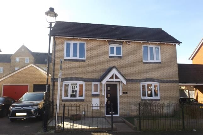 Thumbnail Detached house for sale in Ipswich, Suffolk