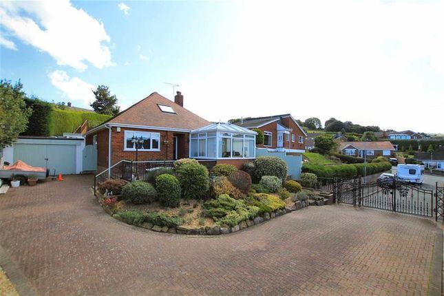 Thumbnail Detached bungalow for sale in Sunnyside Close, Bagillt, Flintshire