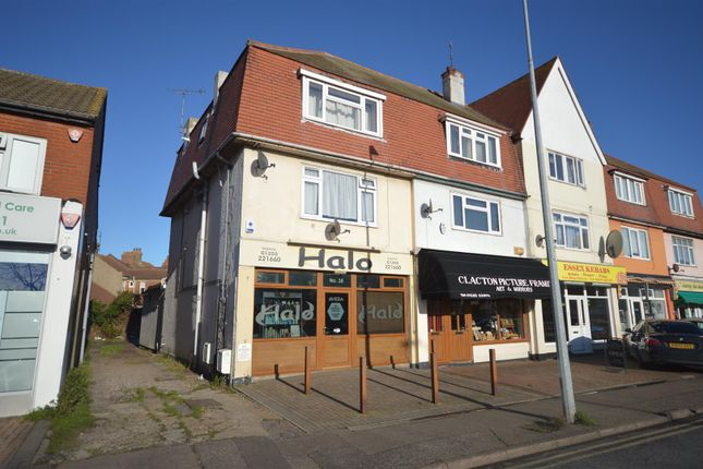 Thumbnail Flat to rent in St. Osyth Road, Clacton-On-Sea