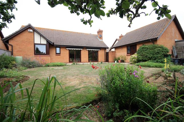 Thumbnail Bungalow for sale in Connaught Gardens, Weymouth