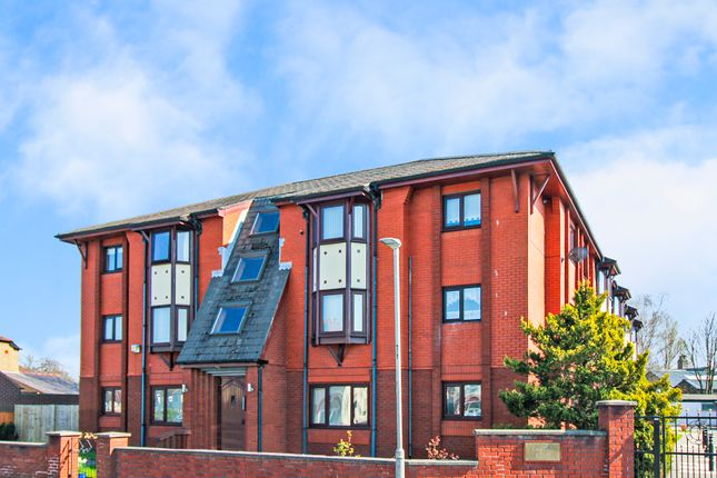 Thumbnail Flat for sale in Castle Keep, West Derby, Liverpool