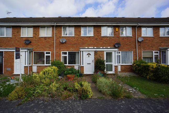 Thumbnail Terraced house to rent in Glenwoods, Newport Pagnell