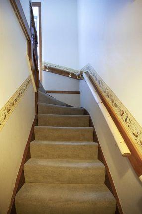Stairway of High Street, Lochwinnoch, Renfrewshire PA12
