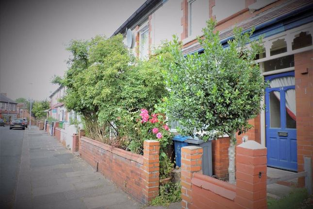 Thumbnail Terraced house for sale in Elmsworth Avenue, Levenshulme, Manchester
