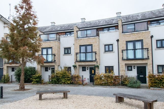 Thumbnail Town house to rent in Chariot Way, Cambridge