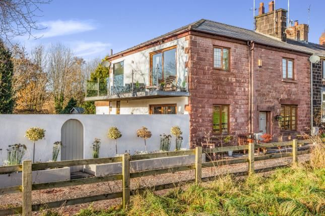 Thumbnail End terrace house for sale in The Straits, Hoghton, Preston, Lancashire
