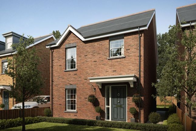 Thumbnail Detached house for sale in Plot 62, Mansion Gardens, Penllergaer, Swansea