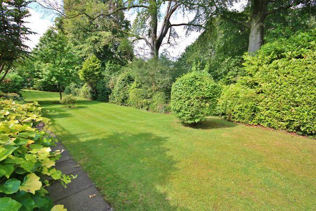 Garden of Cavendish Mews, Wilmslow SK9
