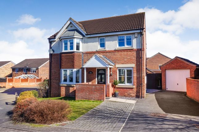 Thumbnail Detached house for sale in Jasmine Gardens, Castleford