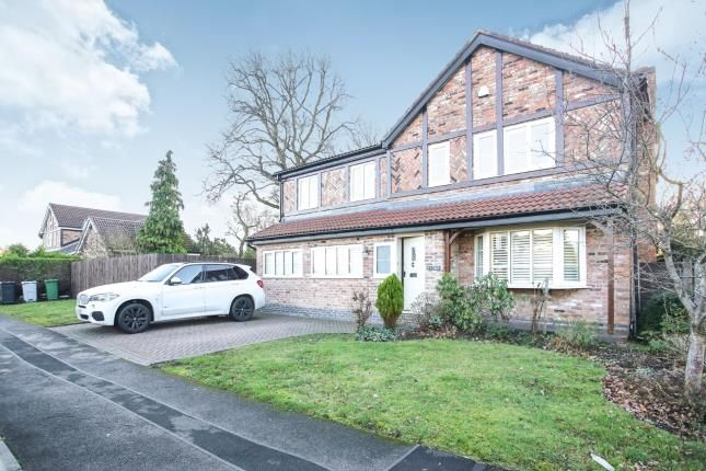 Thumbnail Detached house for sale in Hazelwood Road, Wilmslow, Cheshire