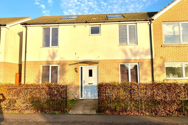2 bed semi-detached house for sale in Roe Walk, Upper Cambourne, Cambridge CB23
