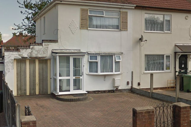 Thumbnail Semi-detached house to rent in Blay Avenue, Walsall, West Midlands