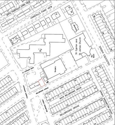 Thumbnail Land for sale in Bellbrooke Avenue, Leeds