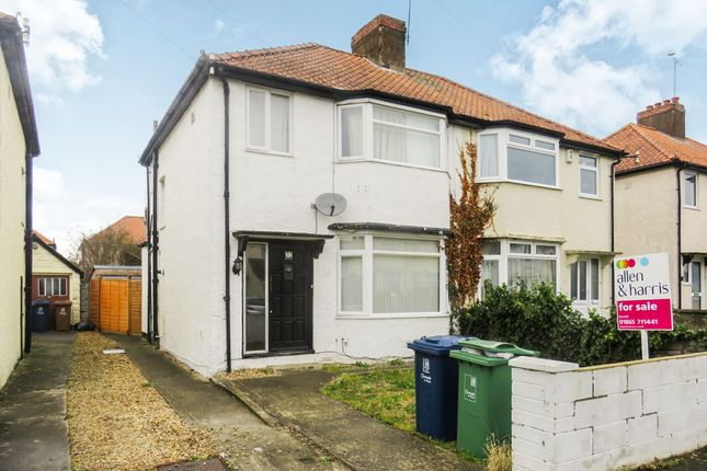Thumbnail Semi-detached house for sale in Phipps Road, Cowley, Oxford