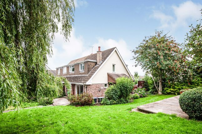 Thumbnail Semi-detached house for sale in Broxburn Road, Warminster